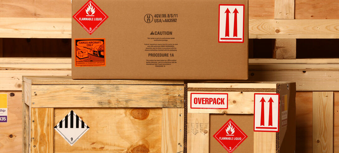 What You Need to Know About Shipping Hazardous Materials